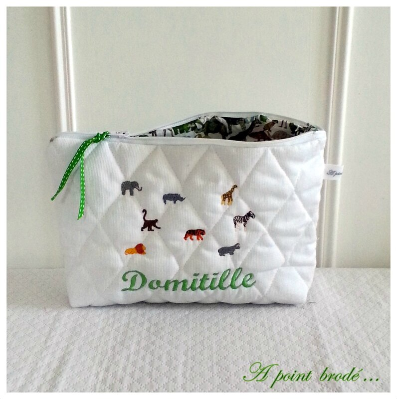 Trousse Domitille
