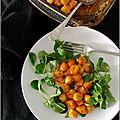 Gratin de gnocchi a la sauce tomate & parmesan