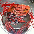Chocolat / Fruits Rouges