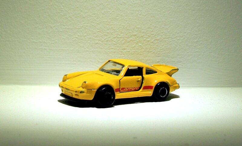 Porsche carrera turbo (ref 209) Majorette
