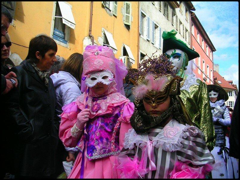 Carnaval Vénitien Annecy le 3 Mars 2007 (31)