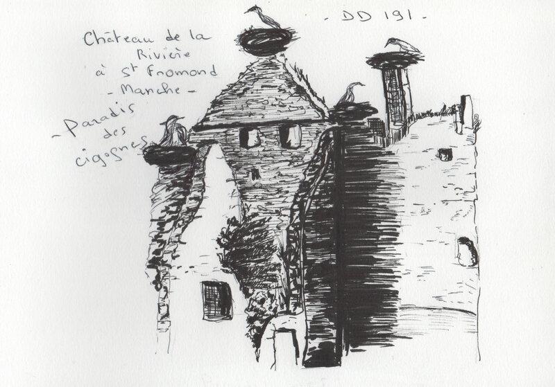 DD191 un château de votre département