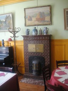 Ancien Hotel Baudy Salle (3) J&W