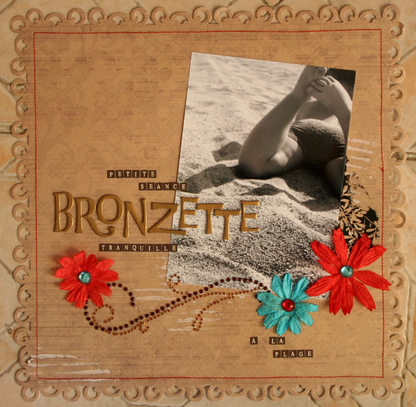 bronzette