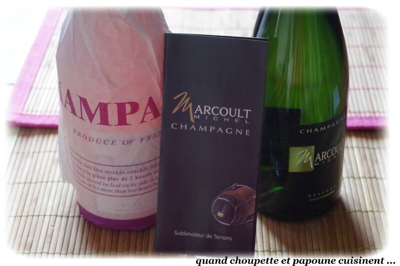 CHAMPAGNE MARCOULT MICHEL - PRICEMINISTER
