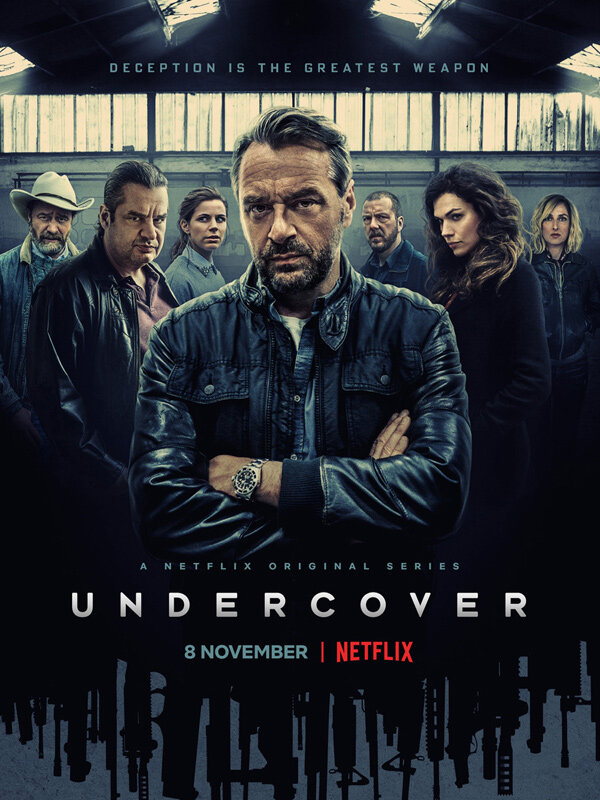 Undercover S2 affiche