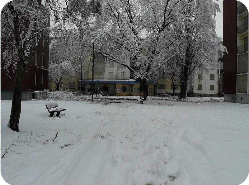 Quartier Drouot - Photo neige 50