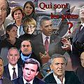 Journalistes ou politiciens, qui sont les pires criminels ?