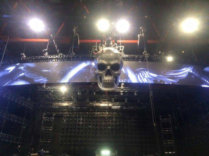 le 16 mars 71 concert Rester Vivant Tour de Pau (3)