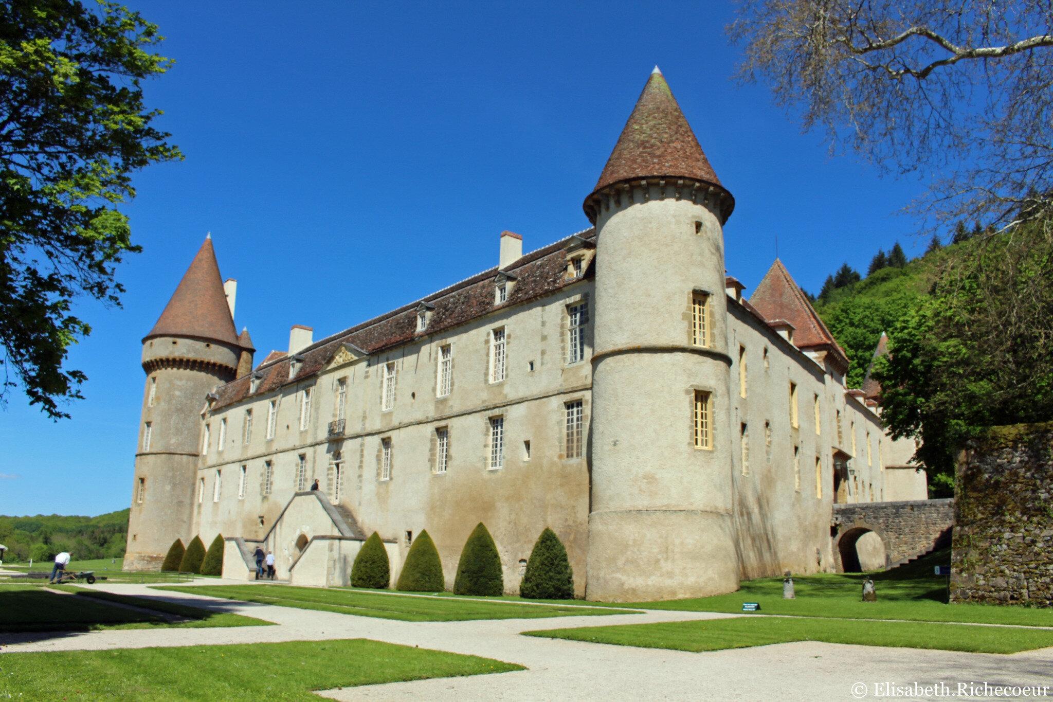 040- le château de Bazoches