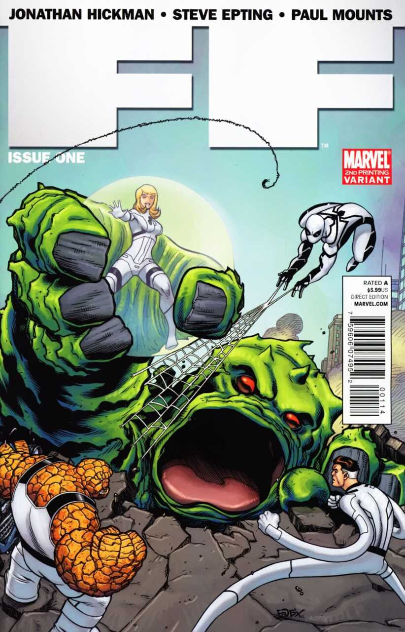 FF Future Foundation by Hickman