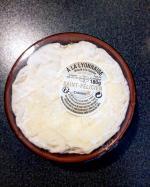 tarte filo cathytutu mozzarella poivre de sapin trnd abies lagrimus
