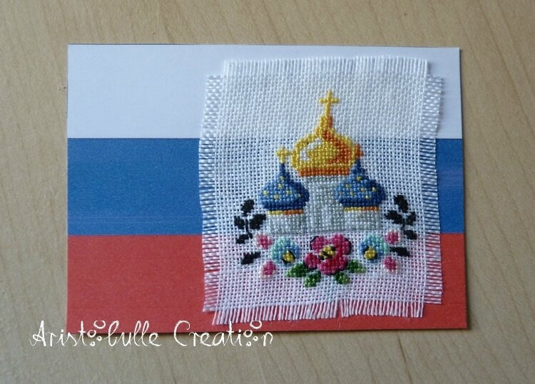 ATC Pays Russie - 11 oct 17