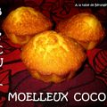 Biscuits moelleux coco