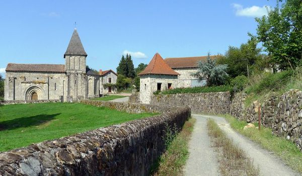 Hameau de village Limousin