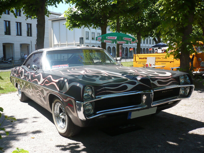 PONTIAC Catalina 2door coupé 1967 Karlsruhe (1)