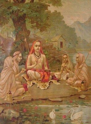 Boudd-a,Le guru est une figure respectée en Inde