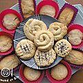 Encore des biscuits, toujours des biscuits !!!