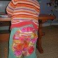 Pantalon eskimo
