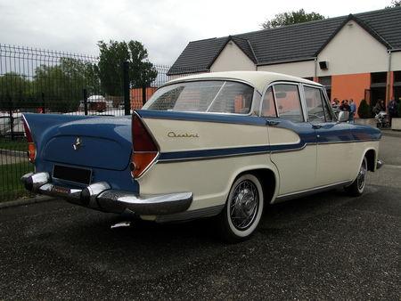 SIMCA Vedette Chambord 1957 1961 Ideale DS Achenheim 2010 2