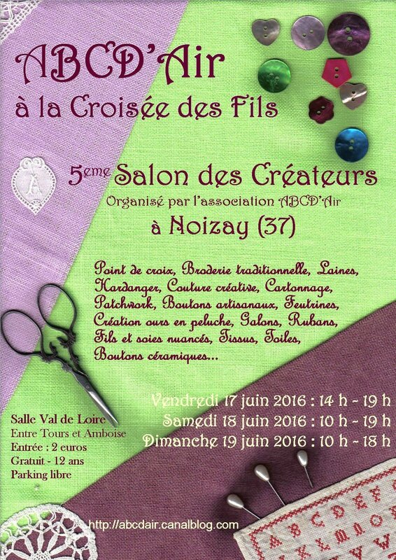 ABCD'Air affiche salon 2016