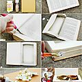 Diy : do it yourself - transformer votre livre en boîte à bijoux