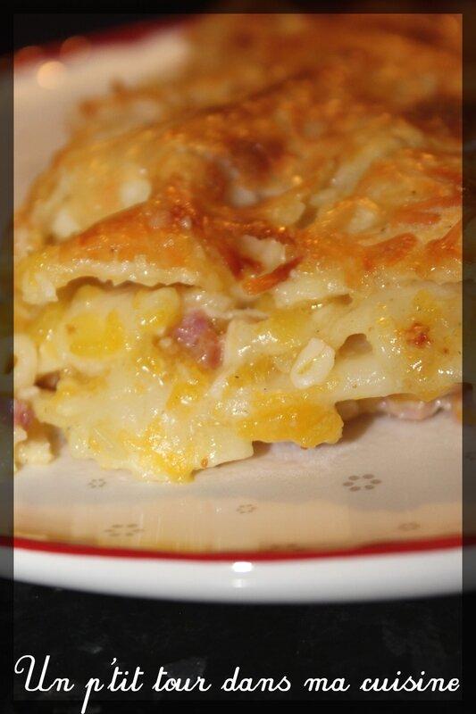 Lasagnes courge2