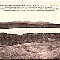 43-lac du bouchet-2- distractions et cpa