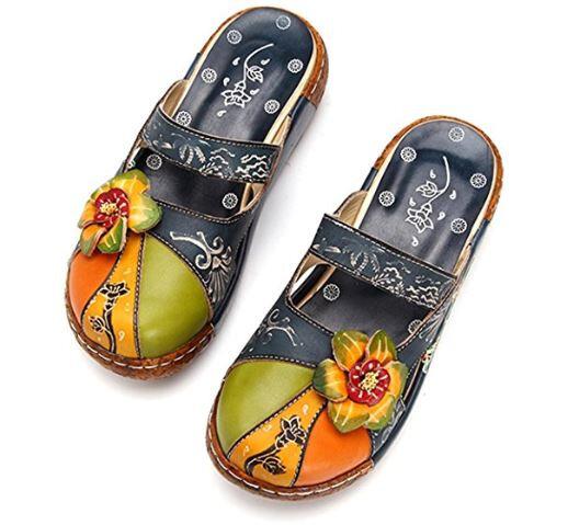 sandale sabot
