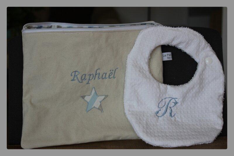 cadeau naissance Raphael 2