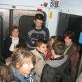 Pour aller à Porté-Puymorens, on a pris deux trains. Nadia