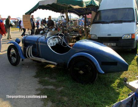 Amilcar CGSS roadster (30 ème Bourse d'échanges de Lipsheim) 02