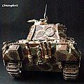 Panther A de la 5ème SS Panzer Div