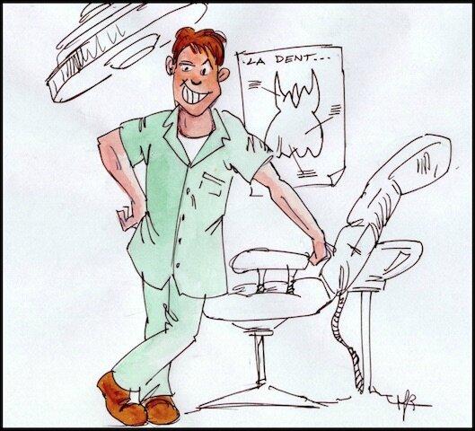 dentiste humour