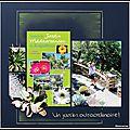 Roquebrun - le jardin méditérranéen