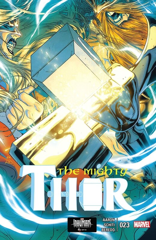 mighty thor 23