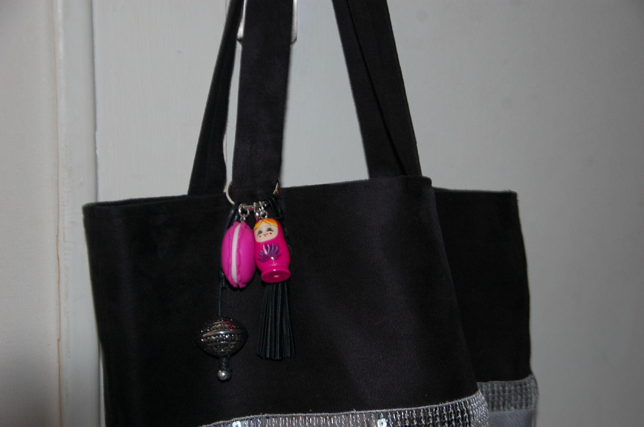 Le bijou de sac de Sophie