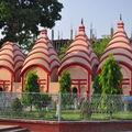 Rare temple hindou à Dhaka