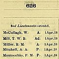 Montocchio (Félix) Michel_The Monthly Air Force list 1919