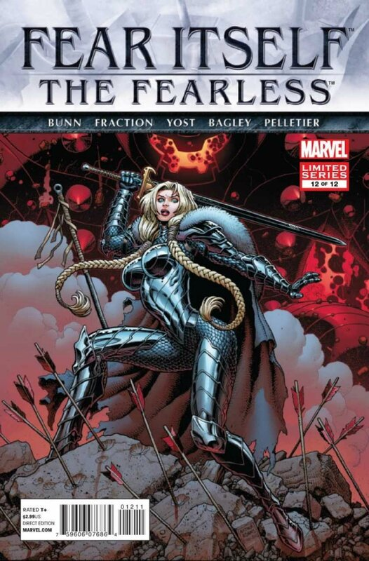 fear itself the fearless 12