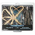 Pack 2 figurines prometheus