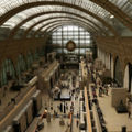 Tilt & shift miniature fake : musée d'orsay