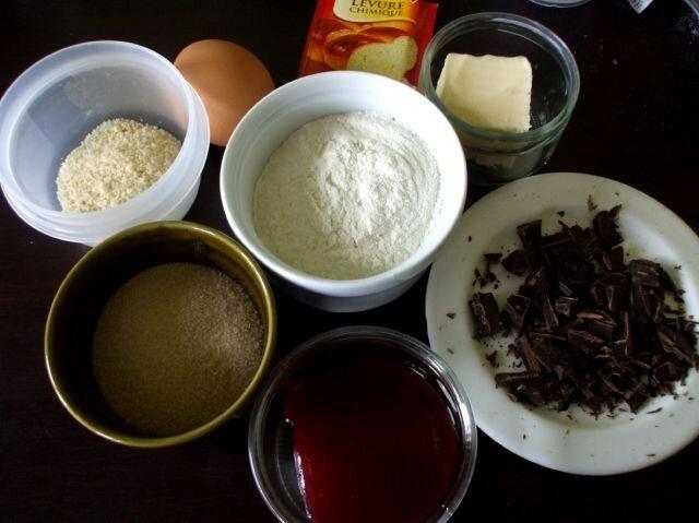 voici tous les ingrédients