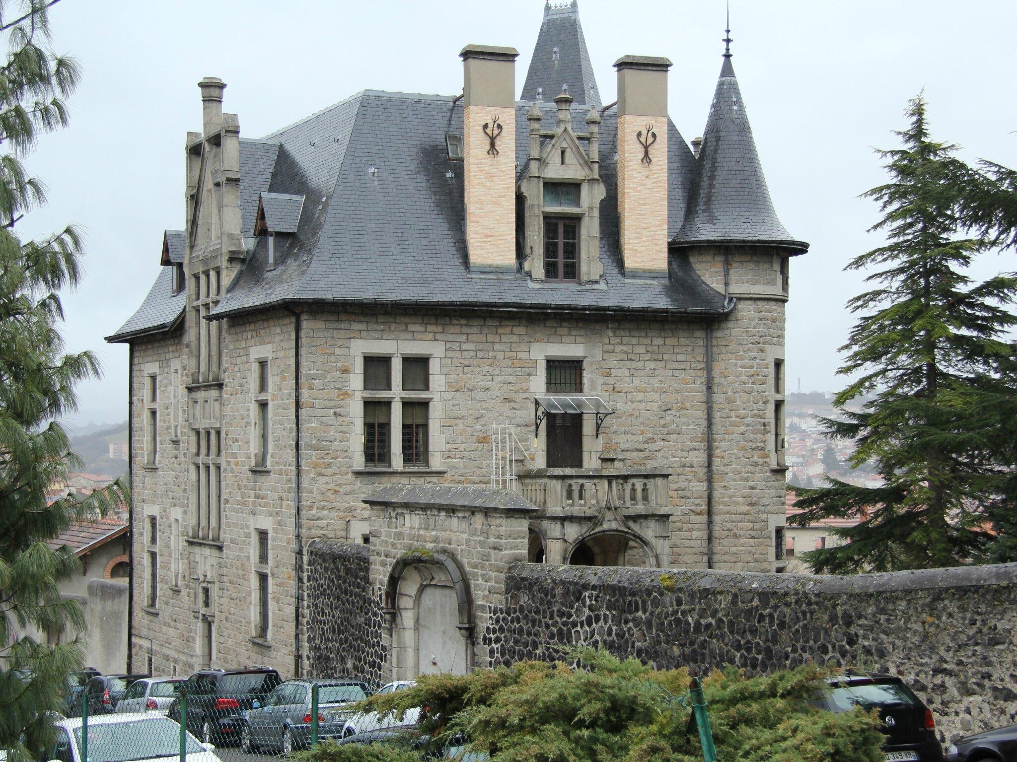 Architecte Le Puy En Velay architecture - mémoire virtuelle d'une ide