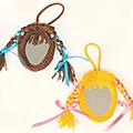 Passion crochet n°3 : joyeux miroir