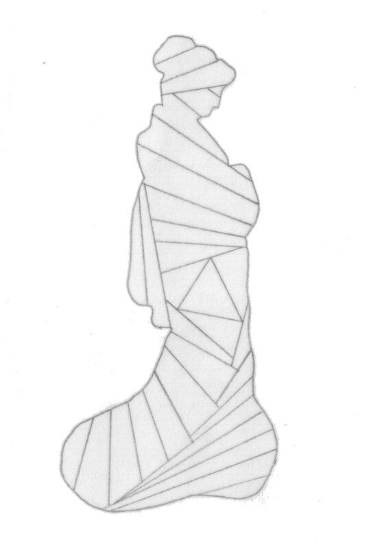 Défi Iris folding janvier 2012- (2)
