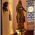 Nuit blanche à la chabotterie, salle 4 la chapelle