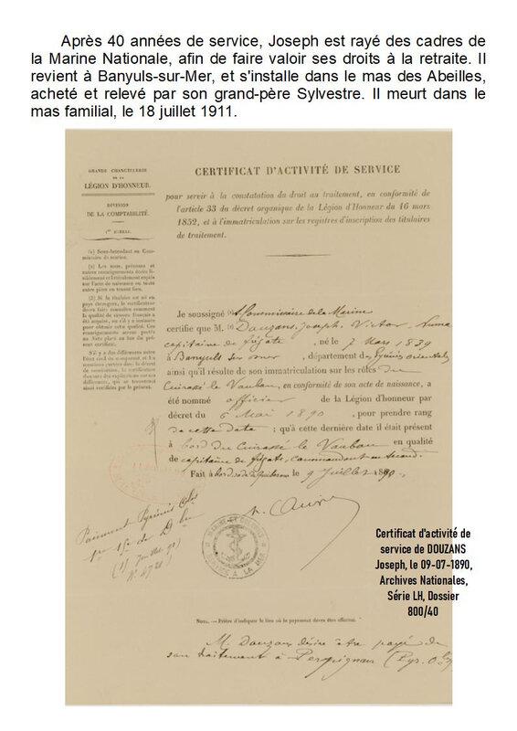 11-5) DOUZANS Joseph - Légion d'Honneur - Page 5