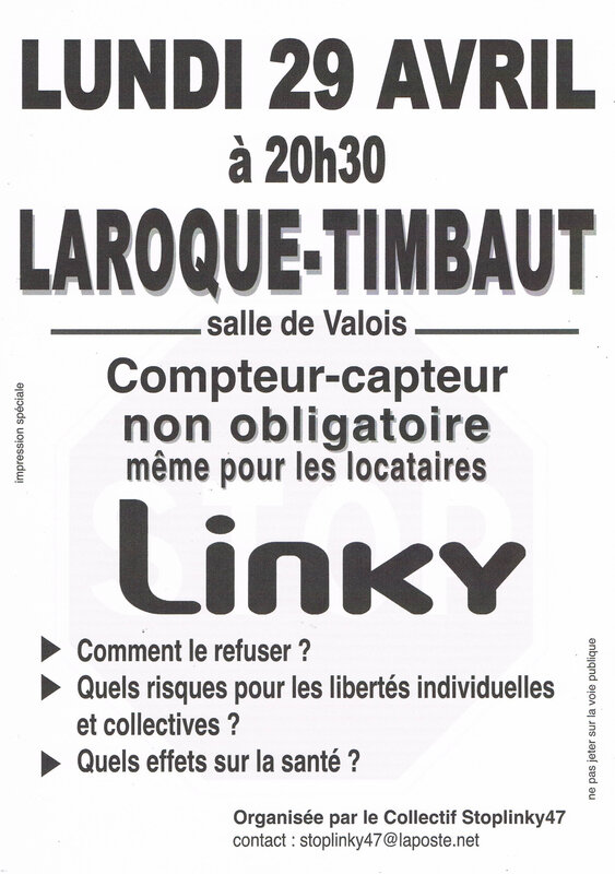 Conférence Laroque-Timbaut 2