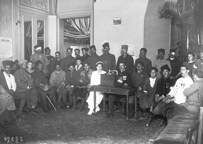 fête Amitiés Musulmanes 1er sept 1916 (1)